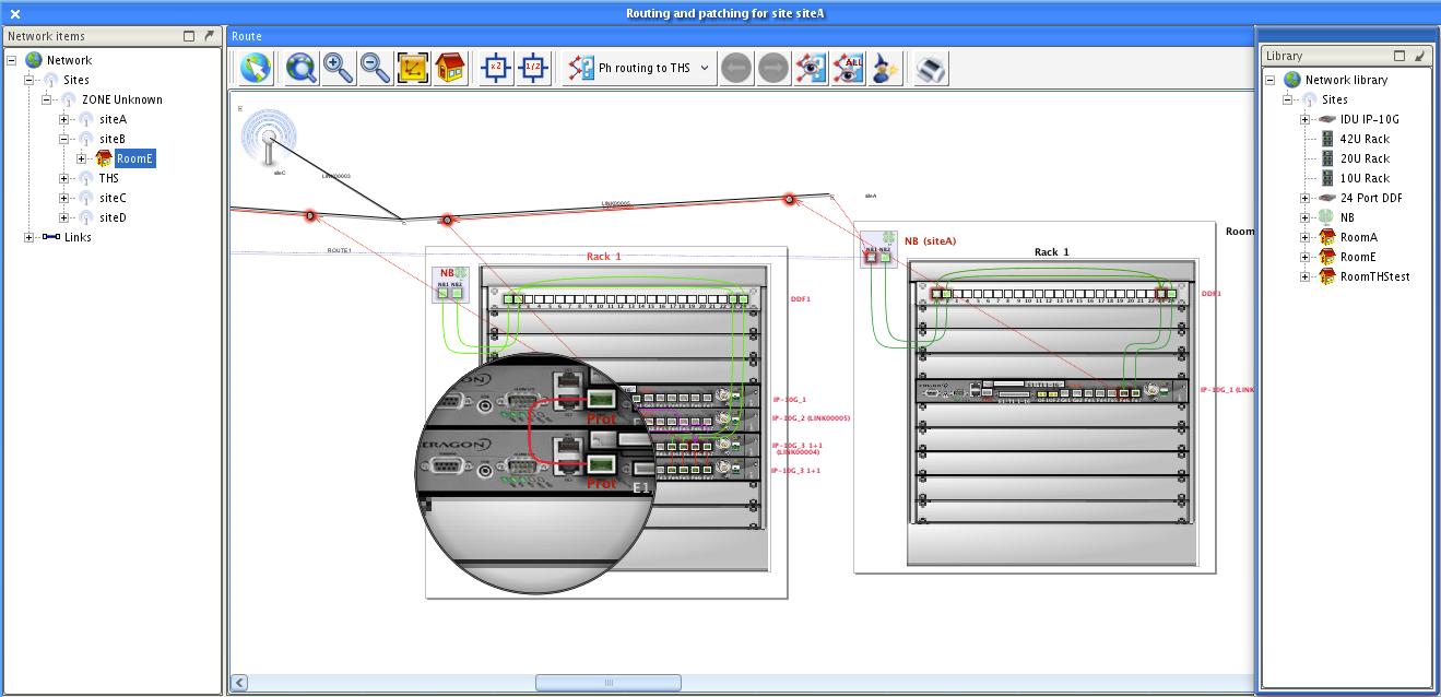 Blunexus Pqm Transmission Network Design Tool